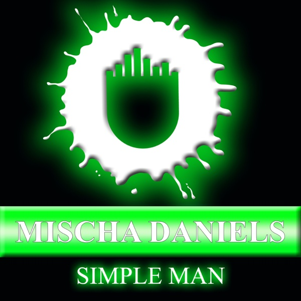 Simple Man Feat J-Son - EP Mischa Daniels CD cover