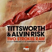 Two Strokes Raw - EP cover art
