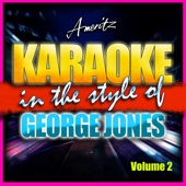 Walk Through This World With Me (In the Style of George Jones) [Karaoke Version]