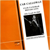 Cab Calloway - I Can't Give You Anything But Love Baby grafismos