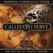 Called to Serve - Mormon Tabernacle Choir Cover Art