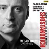 Shostakovich: Symphony No. 10 - Tormis: Overture No. 2 - Paavo Järvi & Cincinnati Symphony Orchestra