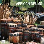 Tribal Music 2 for African Ballet Classes - African Drums Music
