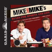 Mike Golic & Mike Greenberg - Mike and Mike's Rules for Sports and Life (Unabridged)  artwork