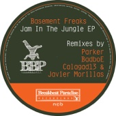 Jam In The Jungle EP cover art