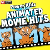 Power Kidz - Animated Movie Hits Workout