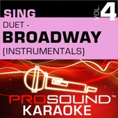 Being Alive (Karaoke Instrumental Track) [In the Style of Company]