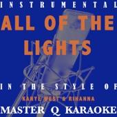 All of the Lights [Karaoke/Instrumental]