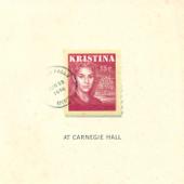 Kristina at Carnegie Hall