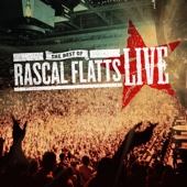 The Best of Rascal Flatts (Live) cover art