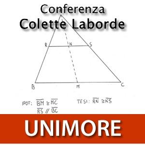 Conferenza - Colette Laborde [Video]