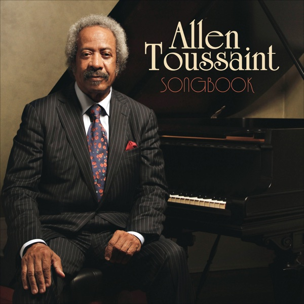 Songbook Deluxe Edition Allen Toussaint CD cover