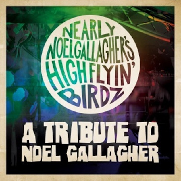 Stop Crying Your Heart Out - Nearly Noel Gallagher's Highflyin Birdz