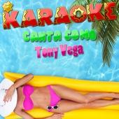 Karaoke Canta Coma Tony Vega