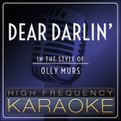 Dear Darlin' (Karaoke Version)