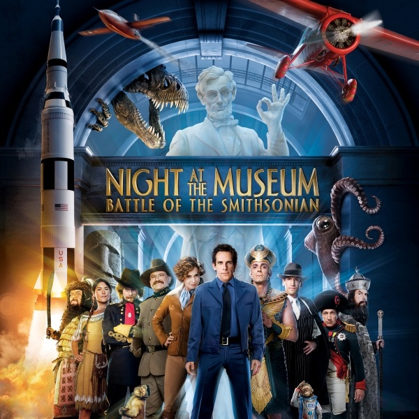Night at the Museum: Escape from the Smithsonian Sneak Peek