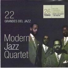 Grandes del Jazz 22, The Modern Jazz Quartet