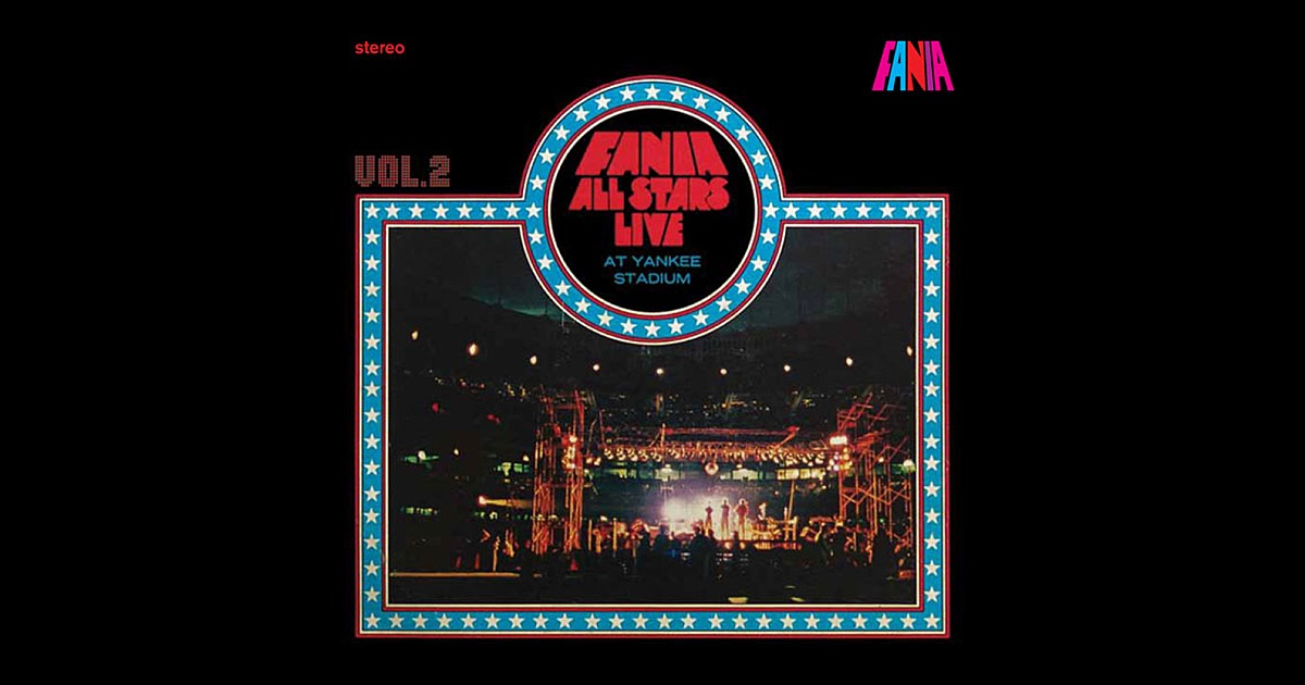 Fania All Stars - Vol. 2 Recorded