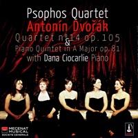 Dvorak - String Quartet Op.105 - Molto vivace