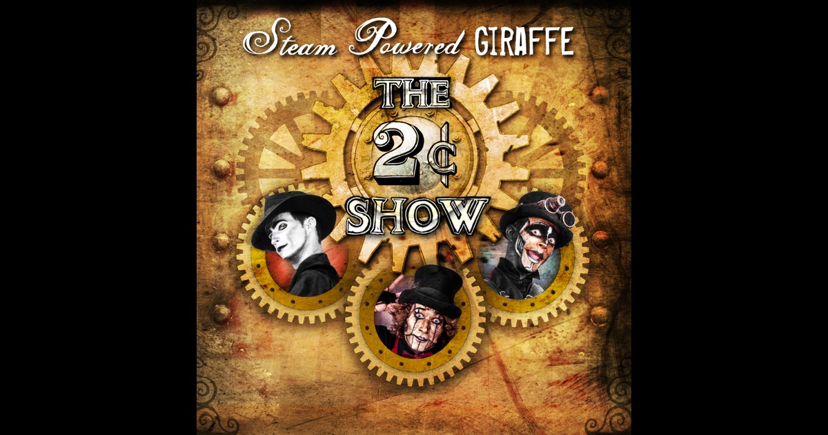 Erin Burke Steam Powered Giraffe