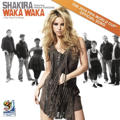 Shakira - Waka Waka (This Time for Africa) [The Official 2010 FIFA World Cup Song] {feat. Freshlyground}