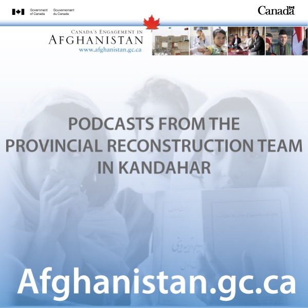 L'Engagement du Canada en Afghanistan - CamérAf
