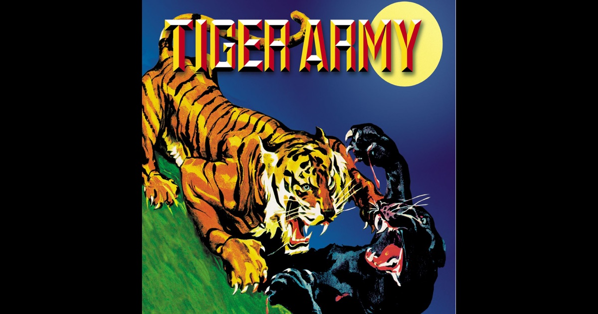tiger army by tiger army on apple music. Black Bedroom Furniture Sets. Home Design Ideas