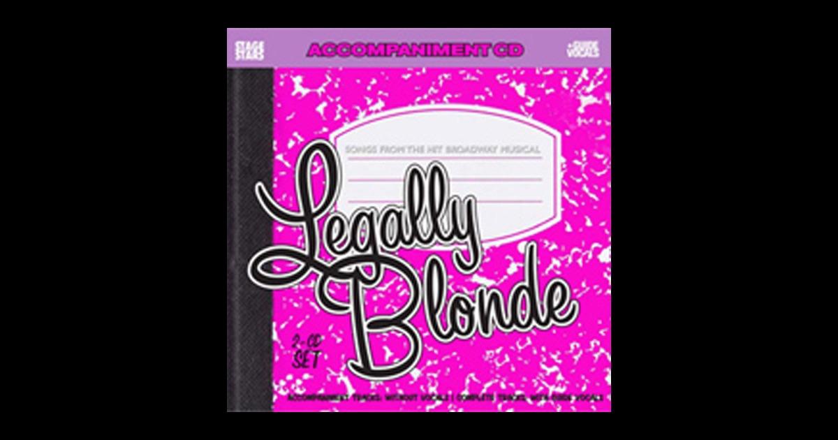 Legally Blonde Serious Karaoke 42