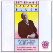 Sir John Betjeman's Banana Blush