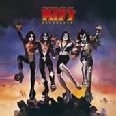 Kiss - God of Thunder artwork