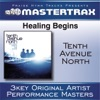 Healing Begins (Performance Tracks) - EP