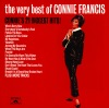 The Very Best of Connie Francis - Connie's 21 Biggest Hits ジャケット写真