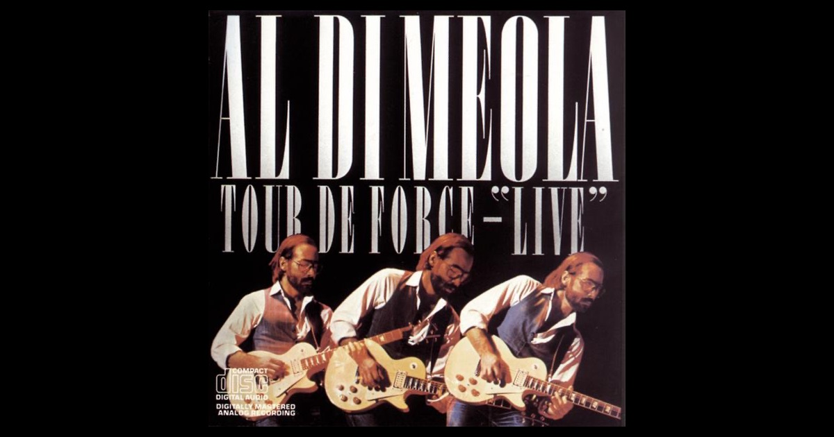 Al di meola steve vai live - race with devil on spanish highway
