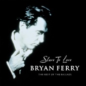 Bryan Ferry - Slave to Love artwork
