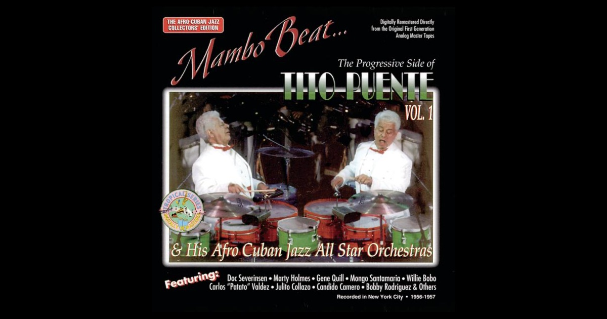 Tito Puente And His Orchestra The King Tito Puente El Rey Tito Puente