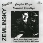 Zemlinsky: The Complete 78 rpmRecordings