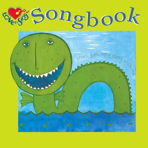 Songbook Love to Sing CD cover
