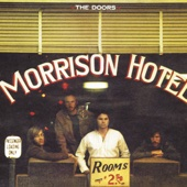 The Doors - Roadhouse Blues artwork