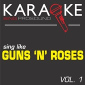 ProSound Karaoke Band - Sweet Child of Mine (In the Style of Guns N' Roses) [Karaoke Instrumental Version] artwork
