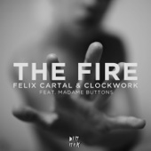 The Fire (feat. Madame Buttons) [Radio Edit] - Single cover art