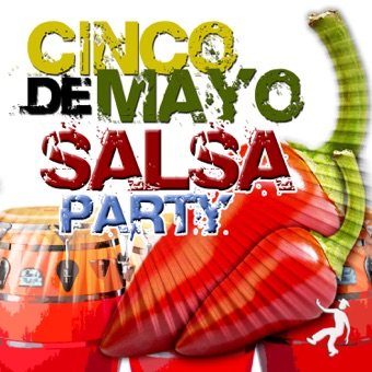 Cinco de Mayo – Salsa Party – Various Artists