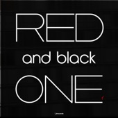 Red And Black One