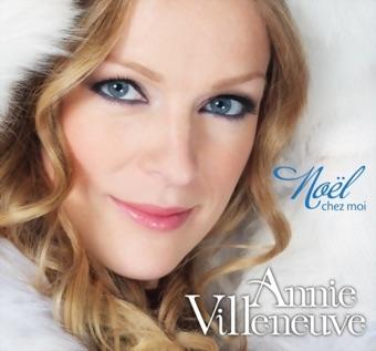 Noël chez moi – Annie Villeneuve