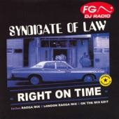 Right On Time (Ragga Mix) - EP