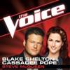 Steve McQueen The Voice Performance Single