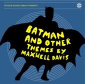 Maxwell Davis - The Batman Theme artwork