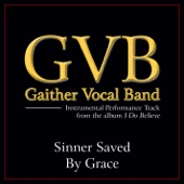 Sinner Saved By Grace (Performance Tracks) - EP