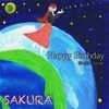 Happy Birthday (English Ver.) - Single ジャケット写真