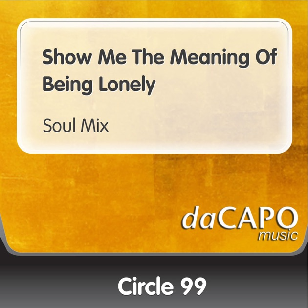 show me the meaning of being lonely video download