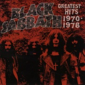 Greatest Hits 1970-1978 - Black Sabbath Cover Art